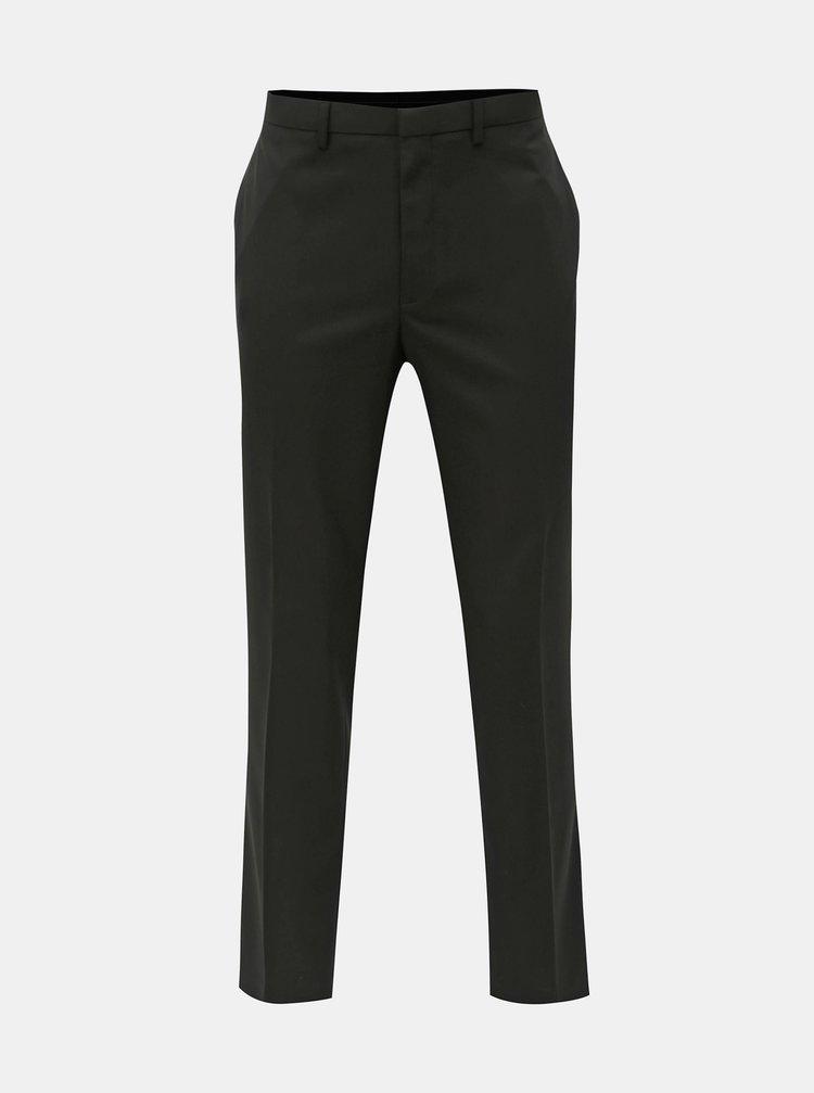 Pantaloni negri slim fit Burton Menswear London