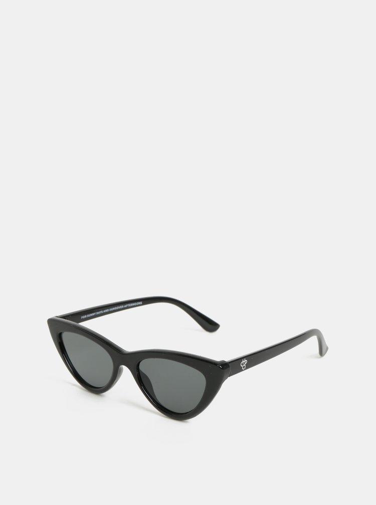 Ochelari de soare negri CHPO Amy