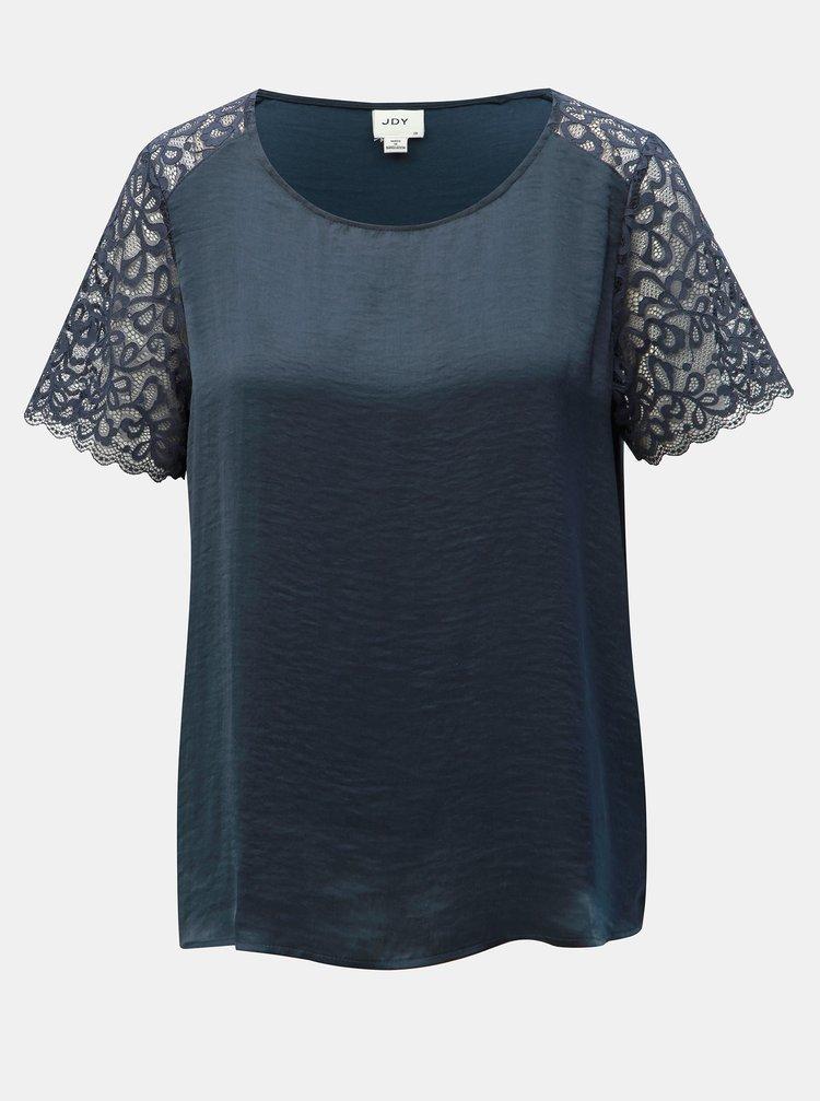 Bluza albastru inchis Jacqueline de Yong Appa