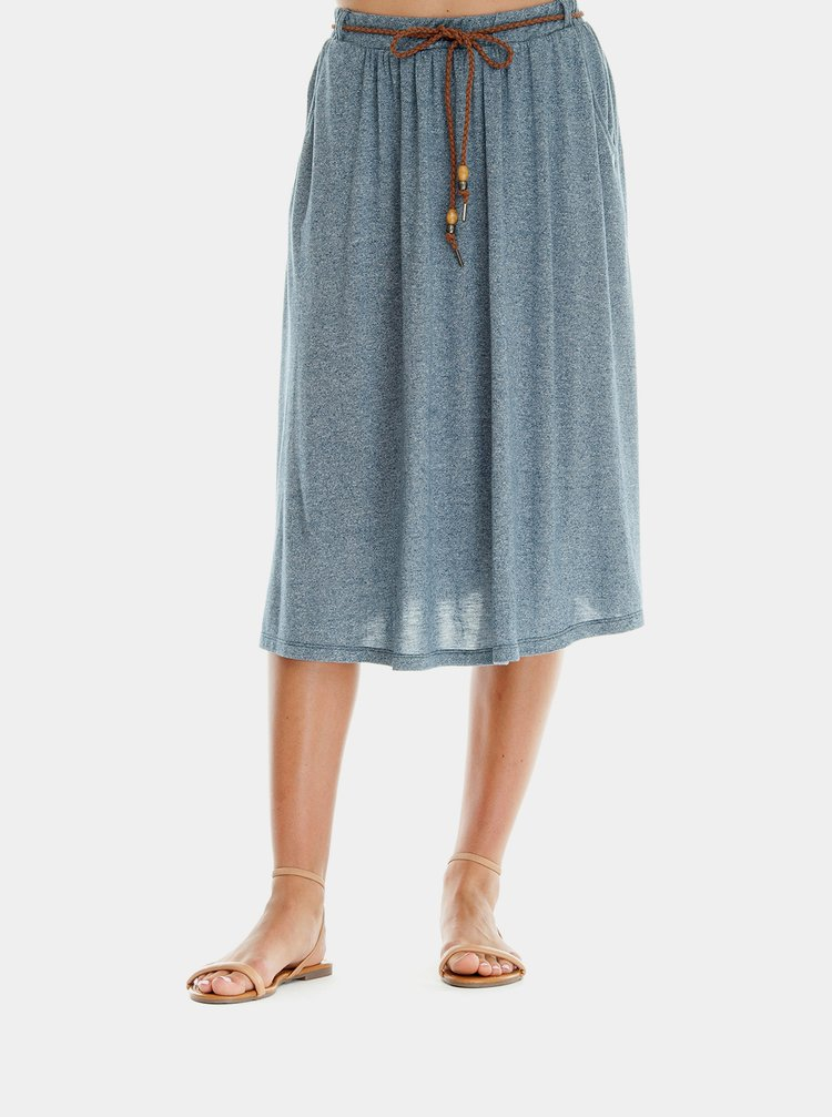Modrá žíhaná sukně Ragwear Reikko