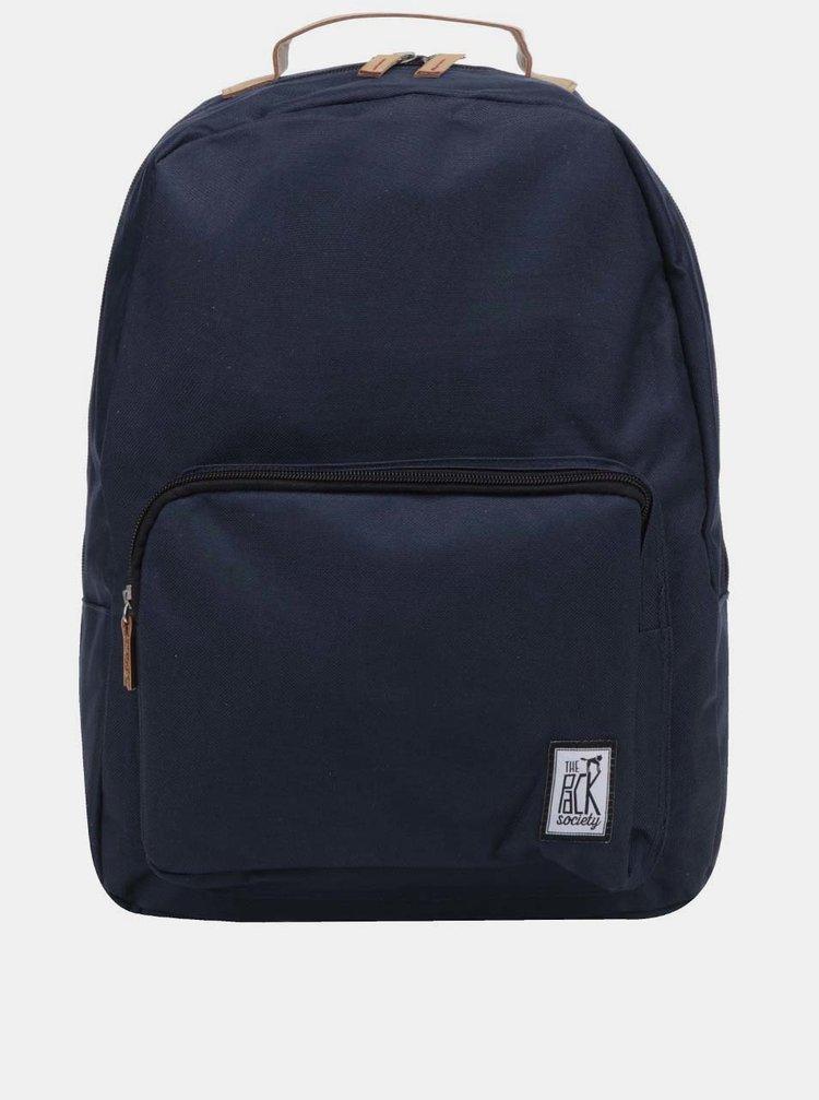 Tmavě modrý batoh The Pack Society 18 l