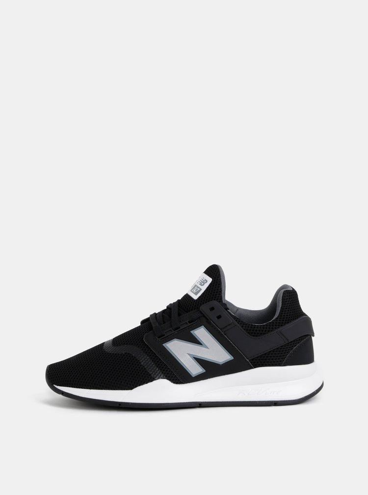 Černé pánské tenisky New Balance 247
