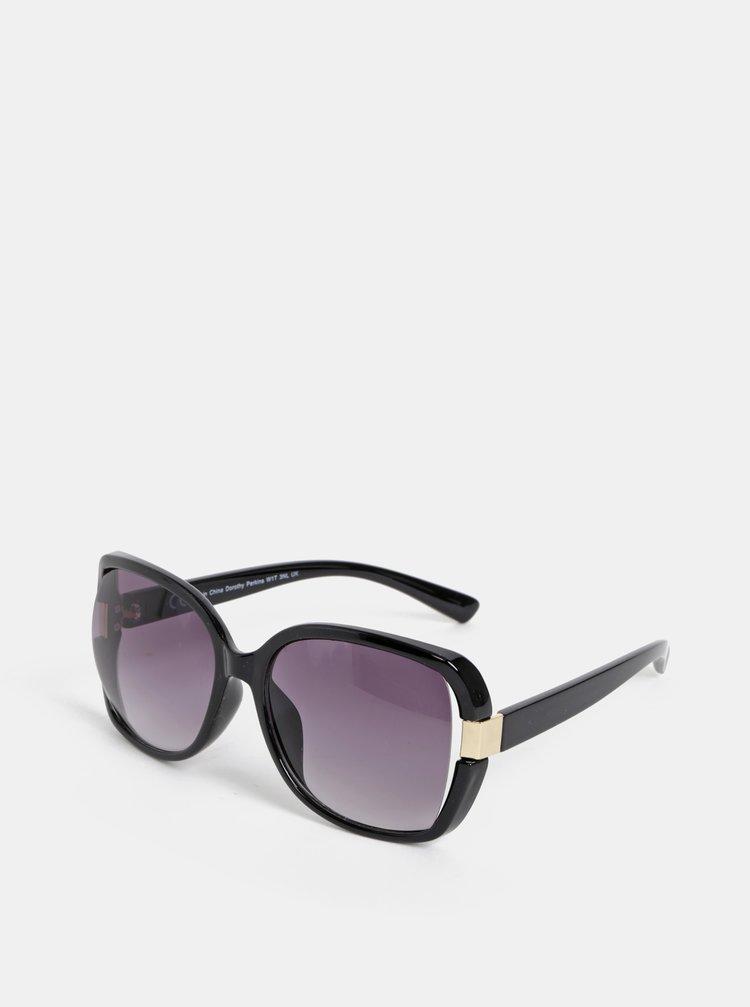 Černé sluneční brýle Dorothy Perkins
