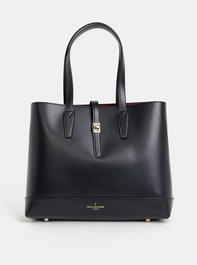 Geanta neagra Paul's Boutique Evelyn