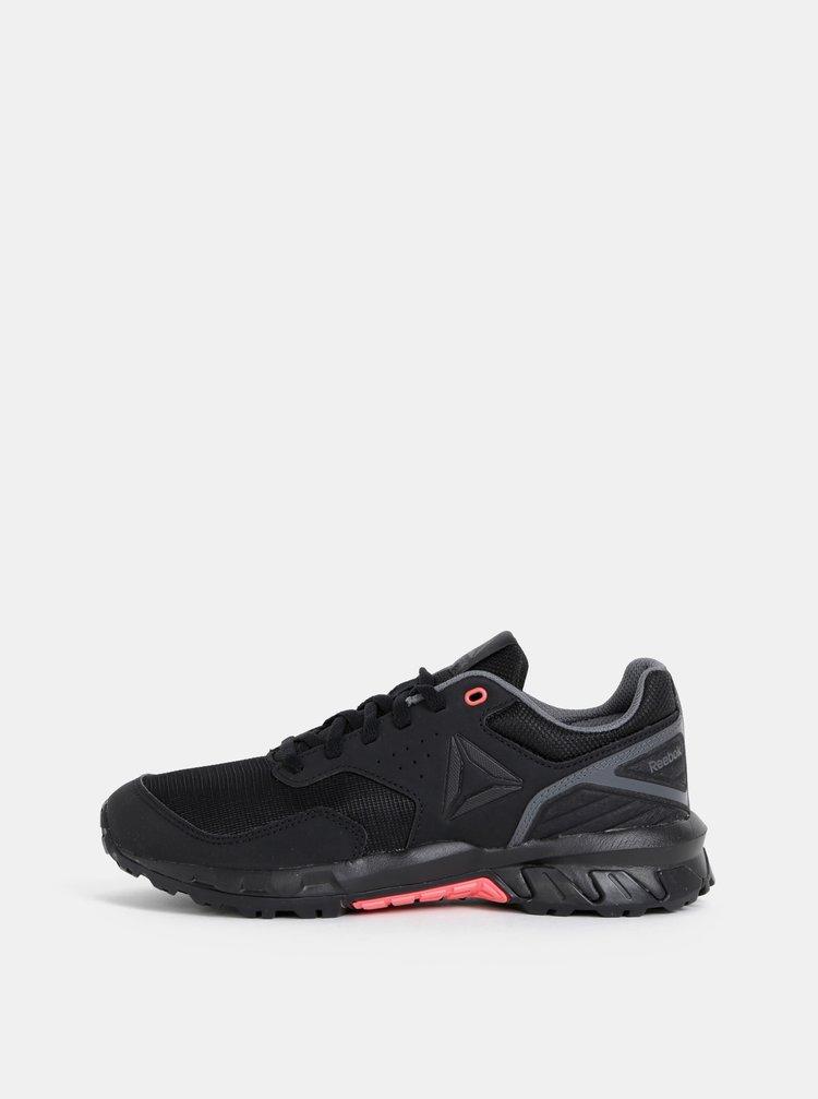 Pantofi sport negri de dama Reebok Ridgerider Trail 4.0