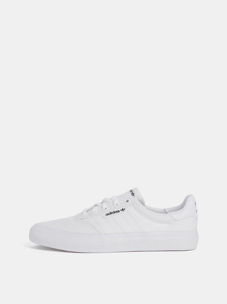 Biele dámske tenisky adidas Originals 3MC