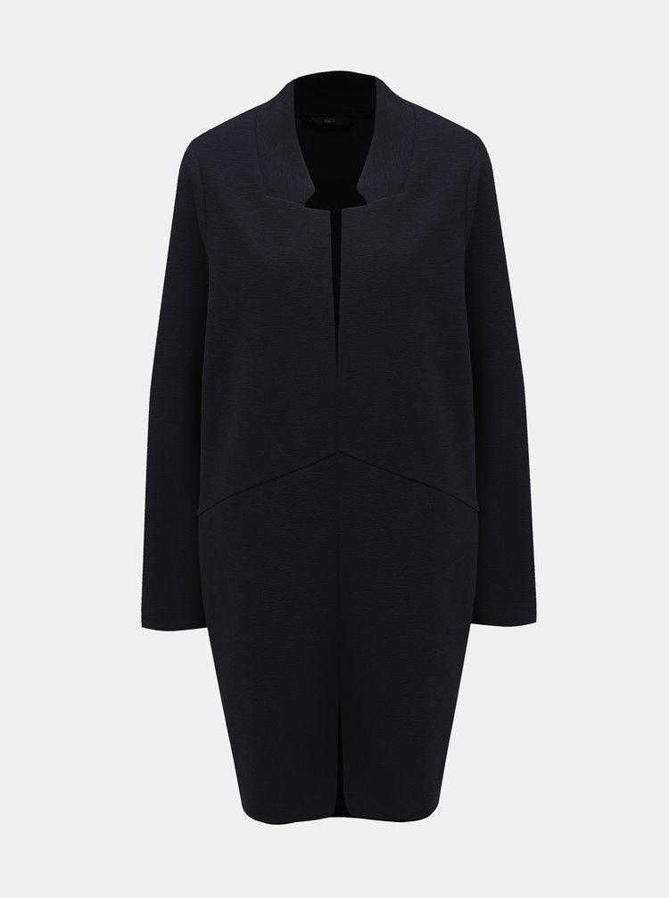 Tmavě fialový lehký kabát M&Co Plus