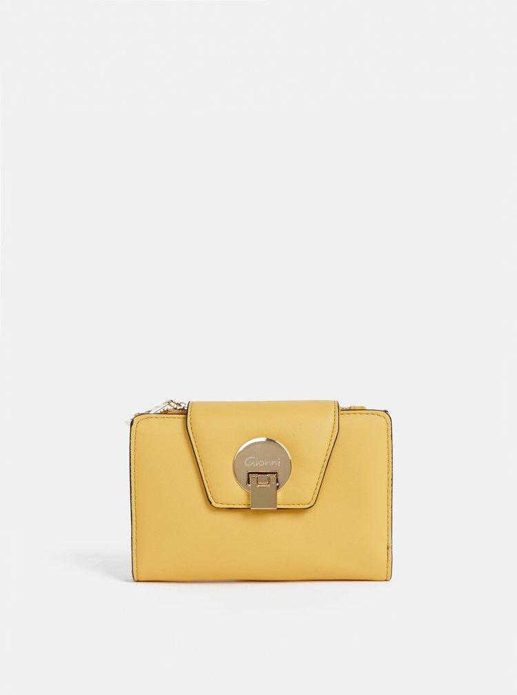Horčicová peňaženka Gionni Paloma