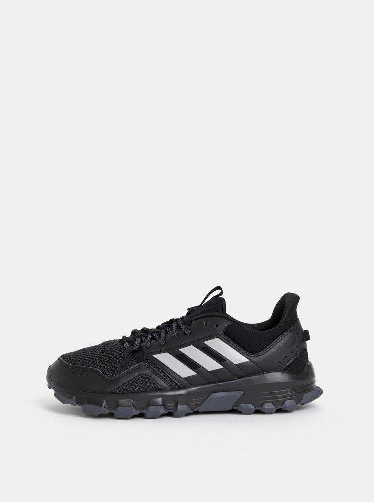 Čierne pánske tenisky adidas CORE Rockadia Trail