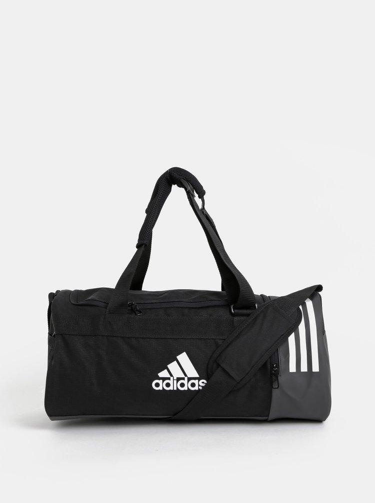 Geanta sport/rucsac negru adidas Performance