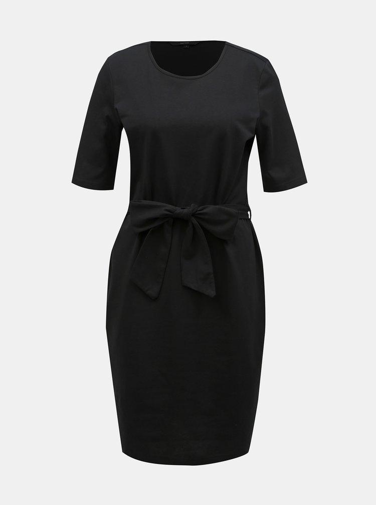 Černé šaty VERO MODA Alex
