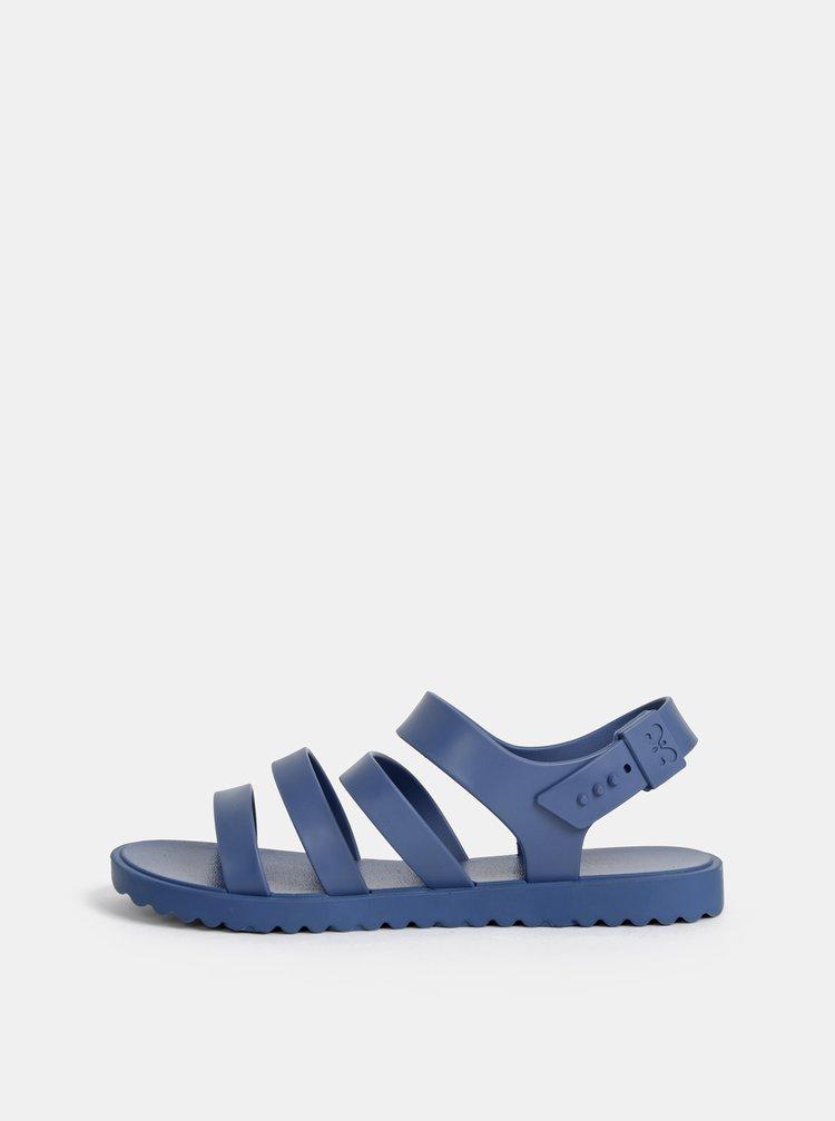 Modré sandále Zaxy