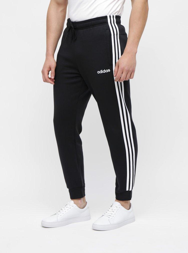 Čierne pánske tepláky adidas CORE