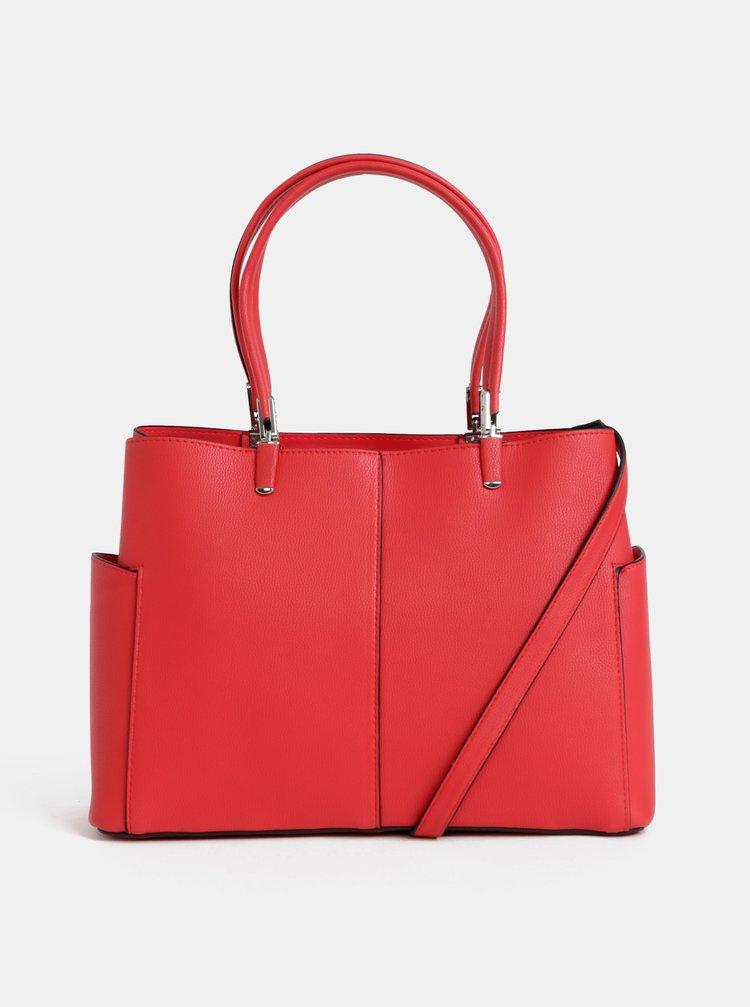 Červená kabelka Dorothy Perkins