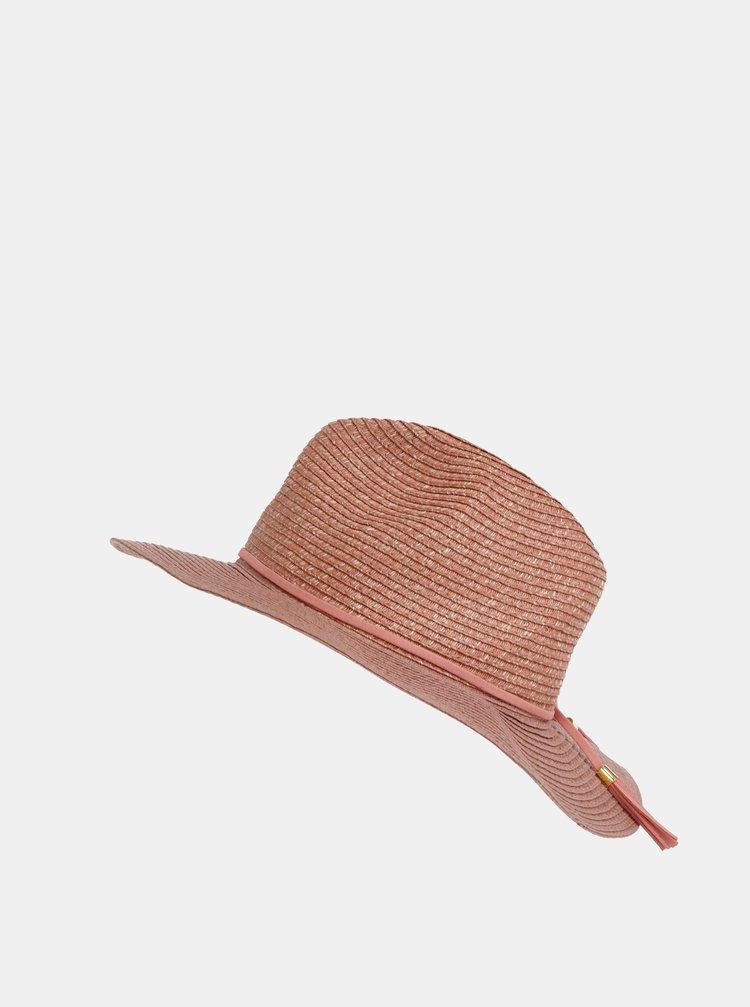 Starorůžový klobouk Dorothy Perkins