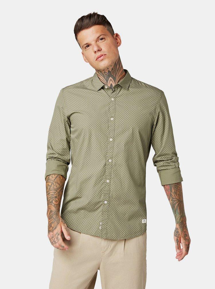 800e3e9f7e56 Bílá neformální lněná košile Only   Sons Clata