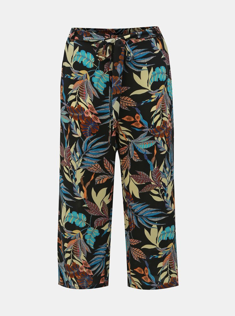 Pantaloni negri cu model ONLY CARMAKOMA Lux