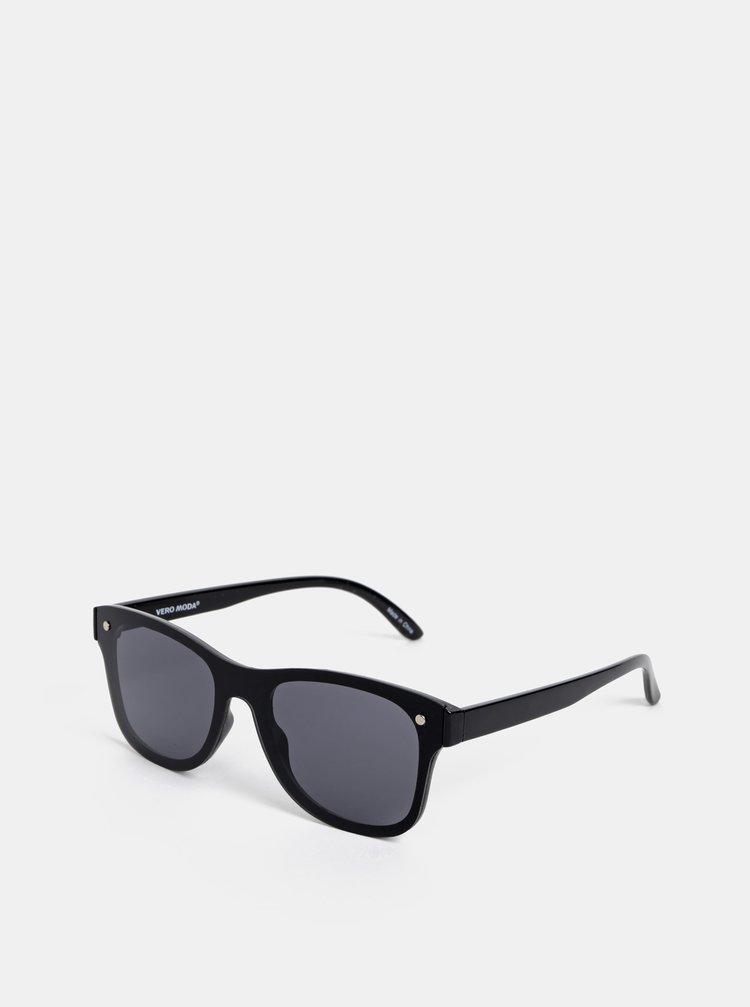 Černé sluneční brýle VERO MODA
