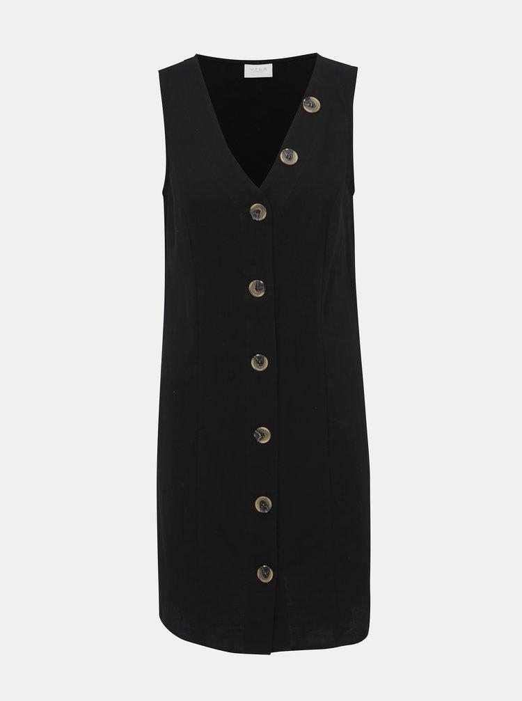 Čierne šaty VILA Amee
