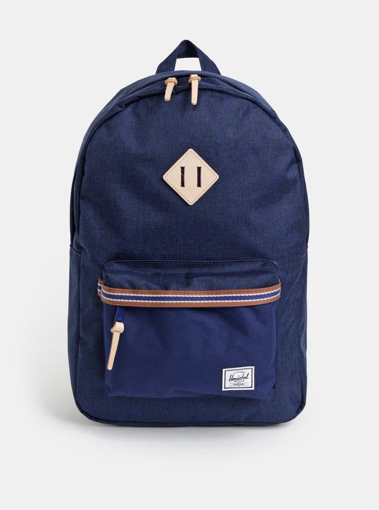 Tmavě modrý batoh Herschel Supply Heritage 21,5 l