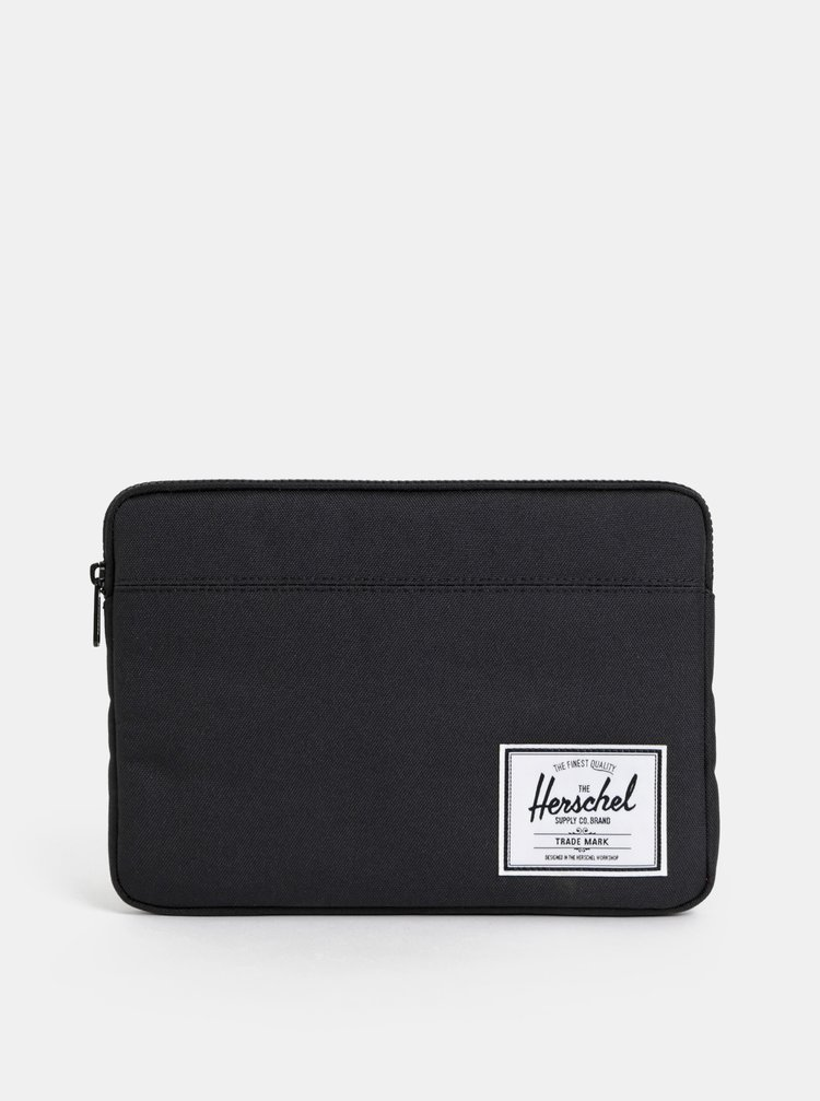 "Černý obal na tablet Herschel Supply 9,7"" Anchor"
