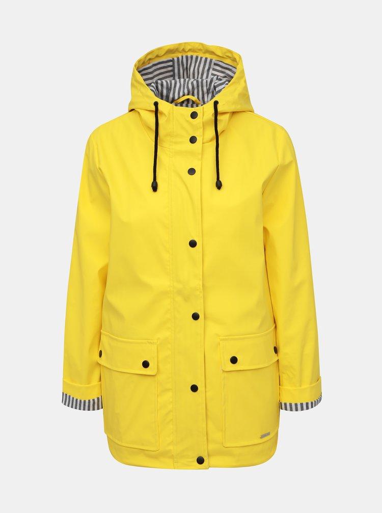 Žlutá dámská bunda Haily´s Rainy