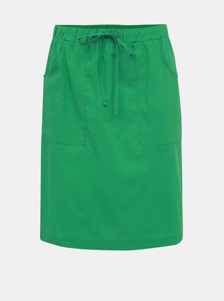 Zelená sukně ZOOT Zoe