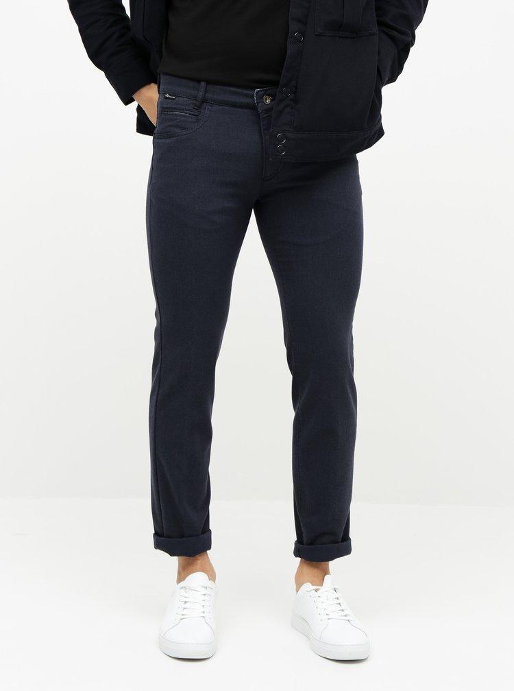 Pantaloni albastri chino SEMPRE Giovanni