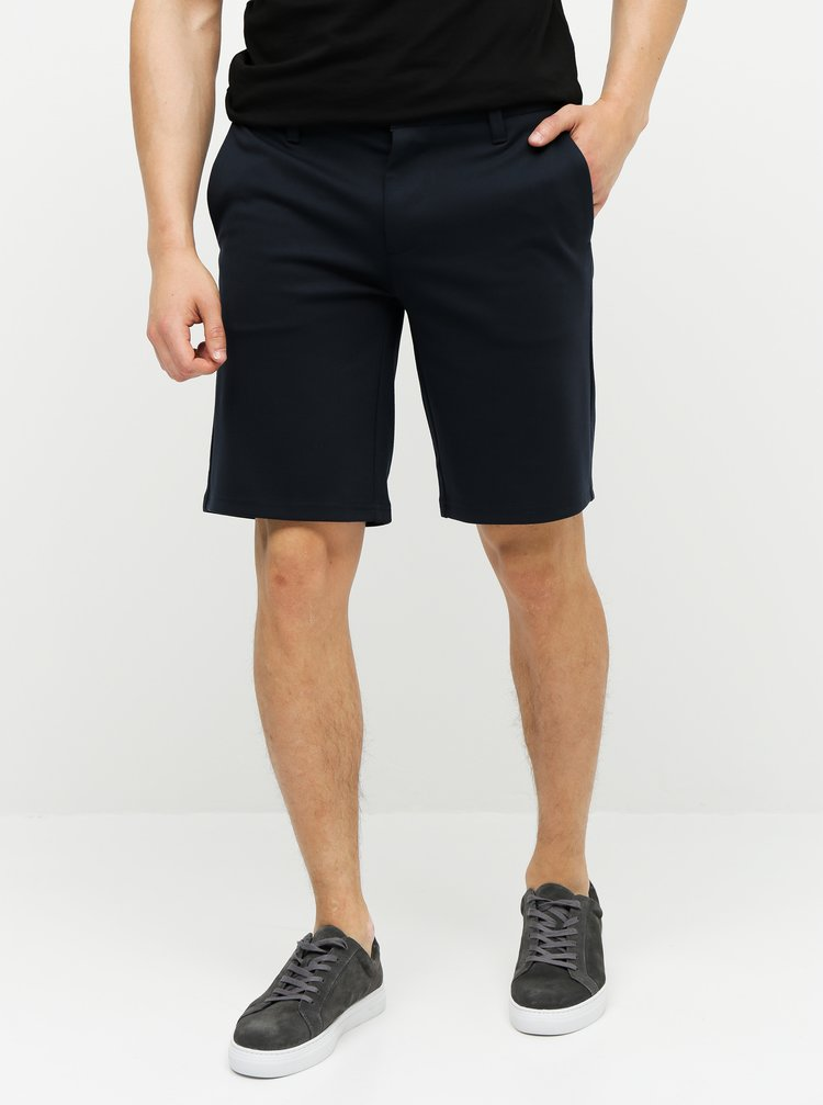 Pantaloni scurti albastru inchis ONLY & SONS Mark