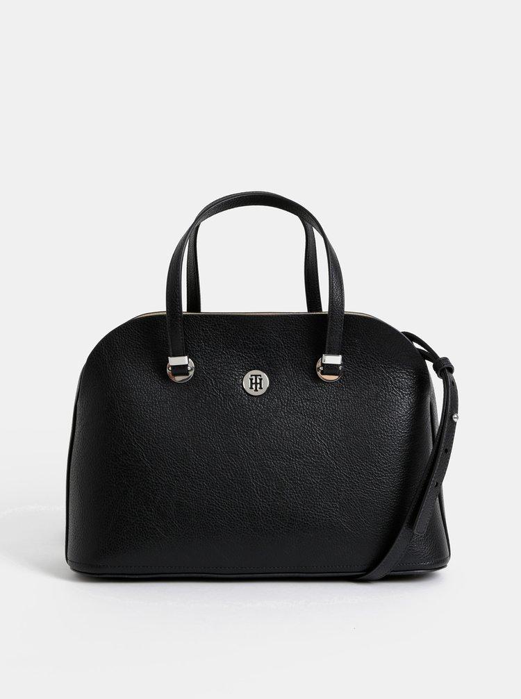 Černá kabelka Tommy Hilfiger Core