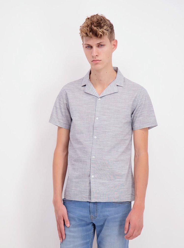 Tricouri cu maneca scurta pentru barbati Shine Original - gri deschis