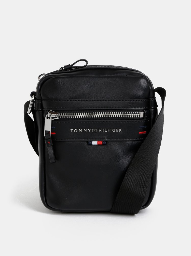 Černá crossbody taška Tommy Hilfiger