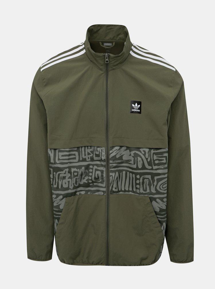 Khaki pánská bunda adidas Originals Dakari