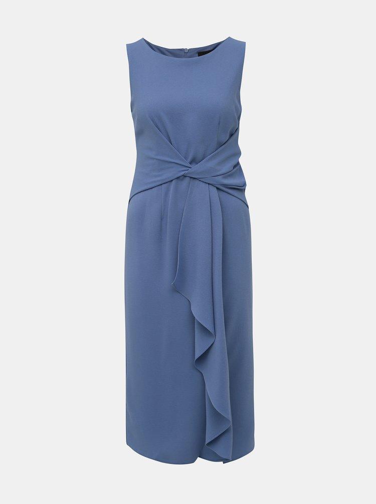 Modré šaty Dorothy Perkins