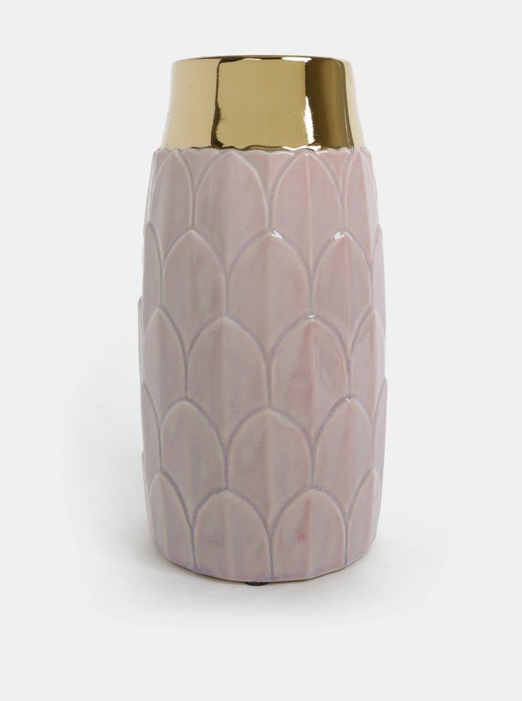 Rúžová váza SIFCON
