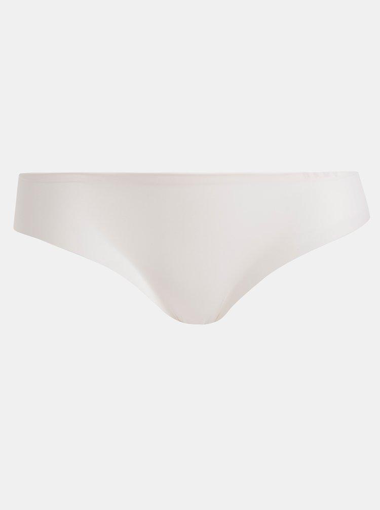 Světle růžové kalhotky DKNY Hipster