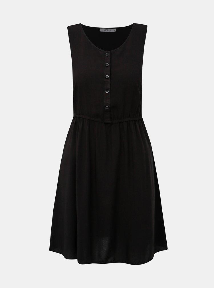 Čierne šaty Haily´s Lia