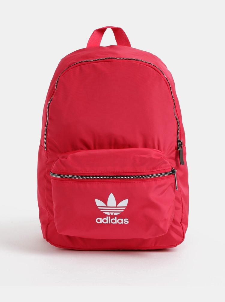 Rúžový batoh adidas Originals