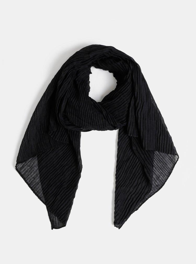 Černý dámský šátek Haily´s Sally