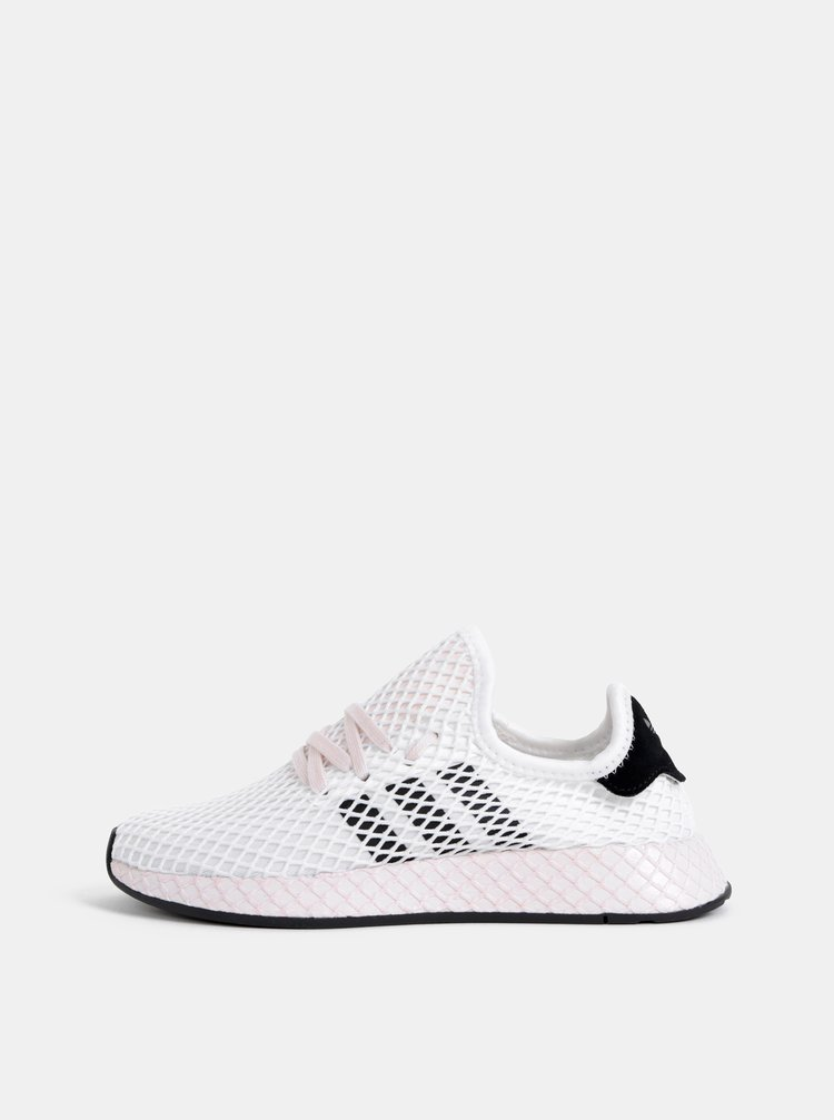 Biele dámske tenisky adidas Originals