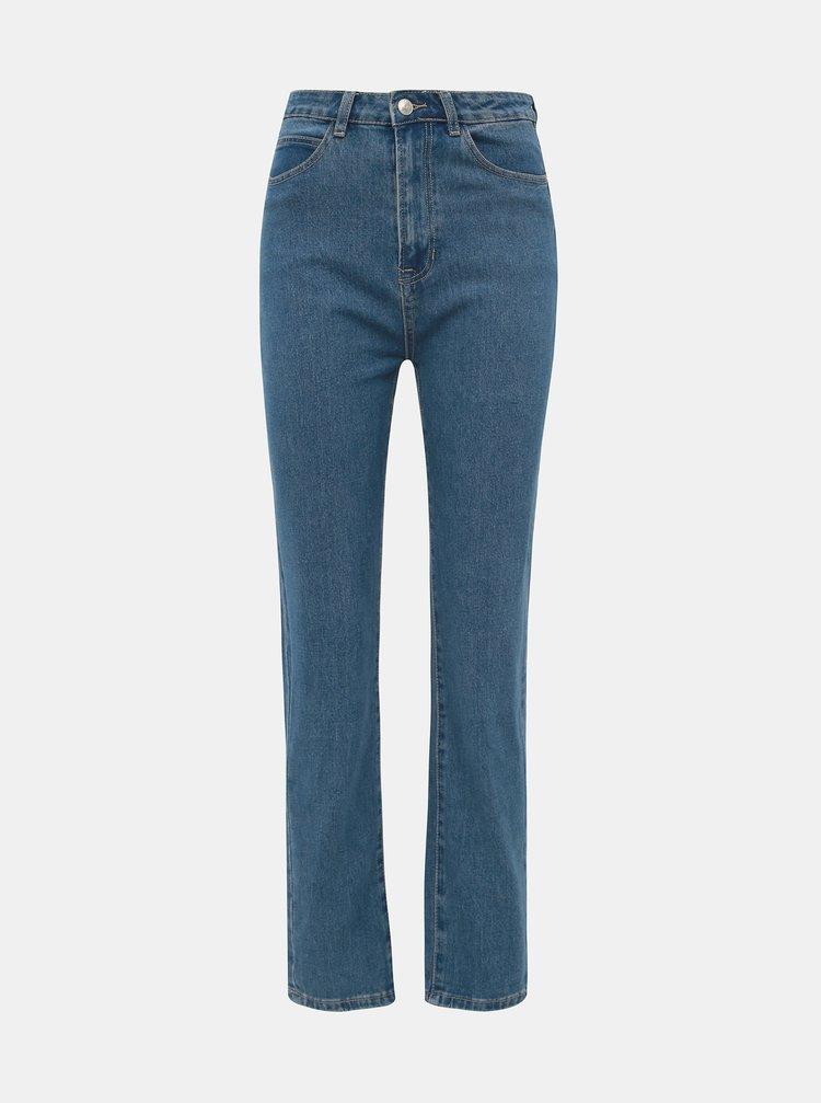 Modré dámské mom džíny Haily´s Mom