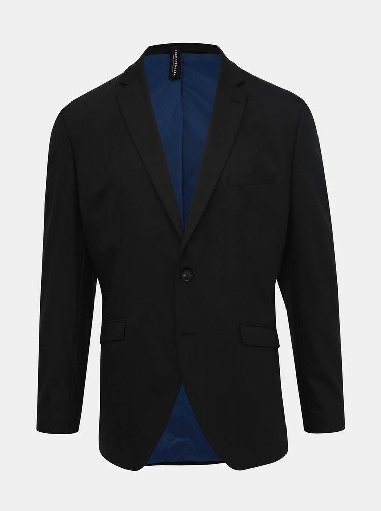 Čierne sako Selected Homme Mylostate