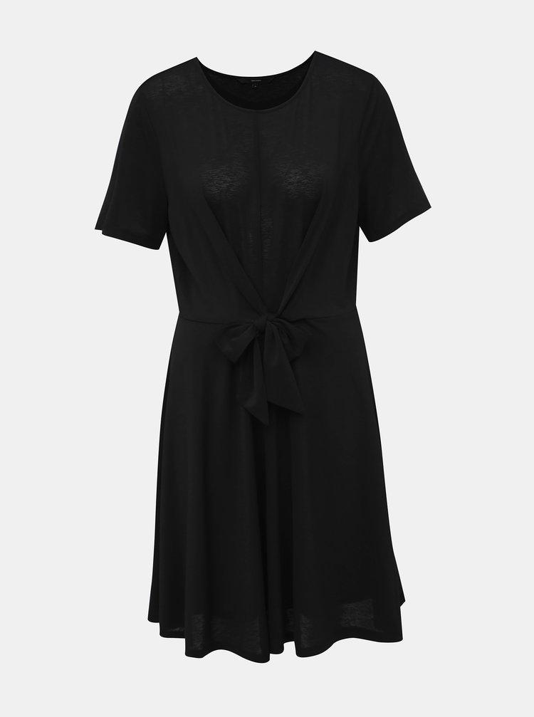 Čierne šaty VERO MODA Cira