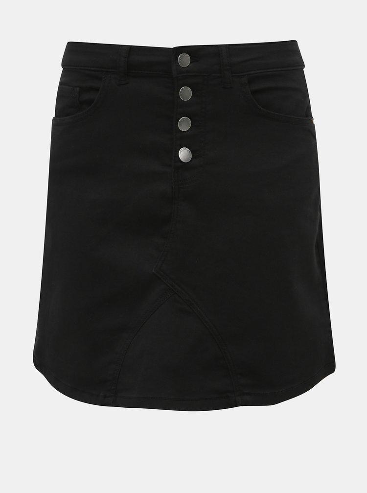 Čierna sukňa Jacqueline de Yong Lara