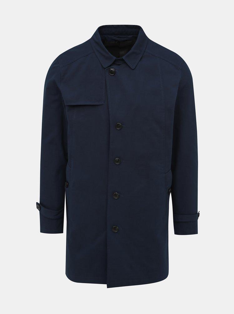 Tmavě modrý kabát Selected Homme Times