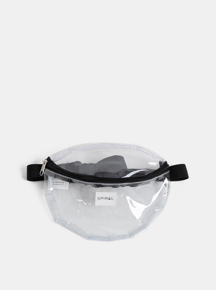 Borsete pentru femei Spiral - transparent