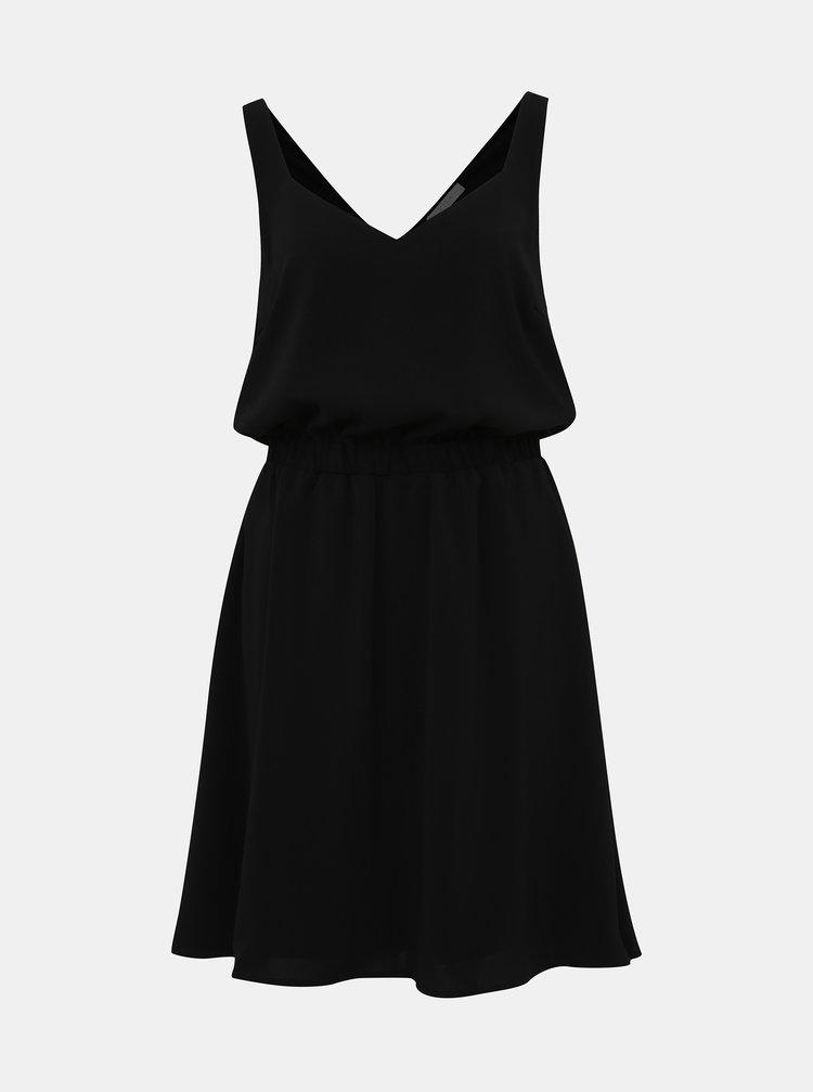 Čierne šaty VILA Laia