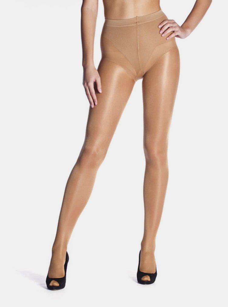 Telové pančuchové nohavice Bellinda Figura 25 DEN