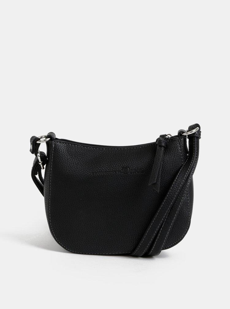 Černá crossbody kabelka Tom Tailor Denim Effie