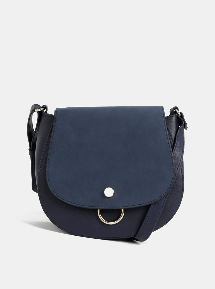 Modrá crossbody kabelka Tom Tailor Denim Molly